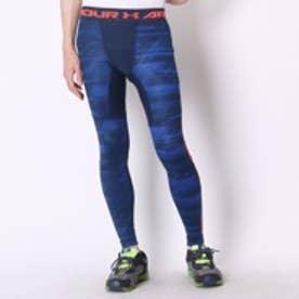 アンダーアーマー UNDER ARMOUR スポーツロングタイツ UA COLDGEAR ARMOURノベルティレギングス #MCM1639 ブルー