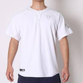 アンダーアーマー UNDER ARMOUR 野球Tシャツ UA COLDBLACKベースボールシャツ- #MBB2175 (ホワイト)