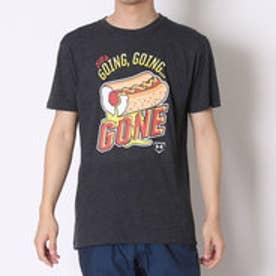アンダーアーマー UNDER ARMOUR 野球Tシャツ UAトライブレンドSS<GOING GOING GONE DOG> #MBB2306 (ブラック)