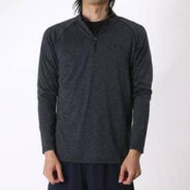 アンダーアーマー UNDER ARMOUR メンズ 長袖機能Tシャツ UAテックHG LS 1/4 ZIP #MTR3762