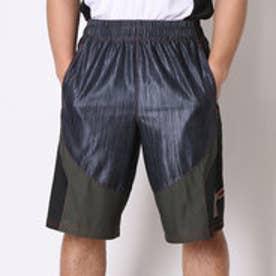 アンダーアーマー UNDER ARMOUR バスケットボールプラクティスパンツ UAモーマニーショーツ #MBK1460  (ブラックツイスト)