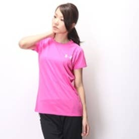アンダーアーマー UNDER ARMOUR Tシャツ テックSS #WTR8383 ピンク (ローズ)