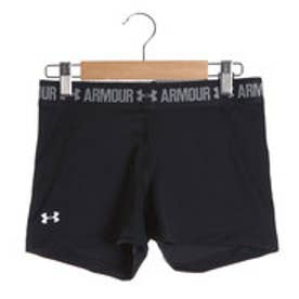 アンダーアーマー UNDER ARMOUR スポーツショートタイツ  UA WCM2411       (ブラック)