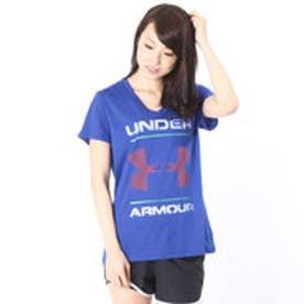 アンダーアーマー UNDER ARMOUR Tシャツ UA Favorite VネックSS<BIG LOGO> #WTR2460