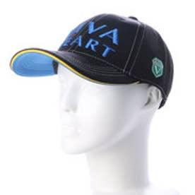 ビバハート VIVA HEART メンズ ゴルフ キャップ ツイルキャップ 017-54804 (ブラック)