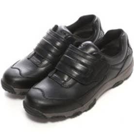 ロコンド 靴とファッションの通販サイトムーンスターワールドマーチmoonstarworldmarchノルディックウォーキングシューズWM7098ブラック