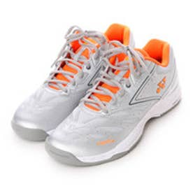 ヨネックス YONEX テニスシューズ(カーペット) パワークッション505 POWERCUSHION 505 SHT-505 571 (シルバー×オレンジ)
