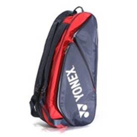ヨネックス YONEX テニスラケットケース BAG1632R ラケットバッグ6(リュック付)〈テニス6本用〉 BAG1632R