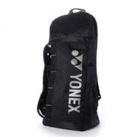 ヨネックス YONEX バドミントンバッグ ラケットリュック BAG1529 (ブラック)