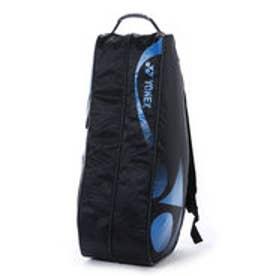ヨネックス YONEX バドミントンバッグ ラケットバック6(リュック付) BAG1522R (ホワイト×ターコイズ)