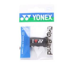 ヨネックス YONEX ガットアクセサリー グリップバンド(1個入) AC173 (ブラック)