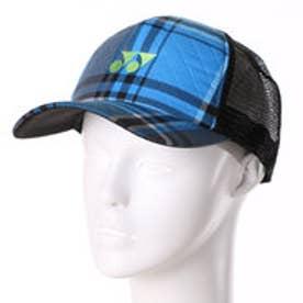 ヨネックス YONEX ユニセックス テニス キャップ メッシュキャップ 41019Y (ブルー)