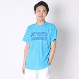 ヨネックス YONEX ユニセックスTシャツ ドライTシャツ 16253Y ブルー  (ウォーターブルー)
