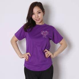 ヨネックス YONEX テニスTシャツ ドライTシャツ 16259Y パープル  (パープル)