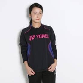 ヨネックス YONEX スウェット ライトトレーナー 31008 ブラック (ブラック)