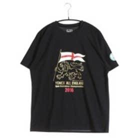 ヨネックス YONEX ユニセックスTシャツ ドライTシャツ YOB16010 ブラック  (ブラック)