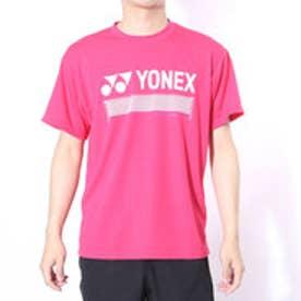 ヨネックス YONEX ユニセックスTシャツ ドライTシャツ 16253Y  (ブライトピンク)