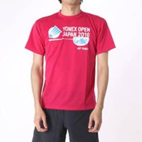 ヨネックス YONEX ユニセックス バドミントン 半袖Tシャツ UNIドライTシャツ YOB16320