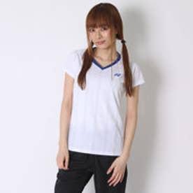 ヨネックス YONEX テニスTシャツ シャツ(スリムロングフィットタイプ) 20303 ホワイト  (ホワイト)
