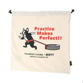 ゼット ZETT ユニセックス 野球 マルチバッグ ベースボールジャンキーニット袋 BOX16BJFA