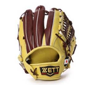 ゼット ZETT ユニセックス 軟式野球 野手用グラブ 軟式グラブ プロステイタスシリーズ オールラウンド用 BRGB30560
