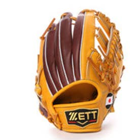 ゼット ZETT ユニセックス 軟式野球 野手用グラブ 軟式グラブ プロステイタスシリーズ 二塁手・遊撃手用 BRGB30550