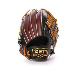ゼット ZETT ユニセックス 軟式野球 野手用グラブ 軟式グラブ プロステイタスシリーズ オールラウンド用 BRGB30570
