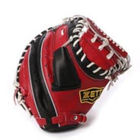 ゼット ZETT ユニセックス 軟式野球 キャッチャー用ミット 軟式キャッチャーミット デュアルキャッチシリーズ BRCB34622