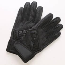 ゼット Zett ジュニアバッティンググローブ(両手) BG992BSJ ブラック