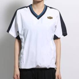 ゼット Zett ジュニア野球ウィンドシャツ BOV1501J ホワイト