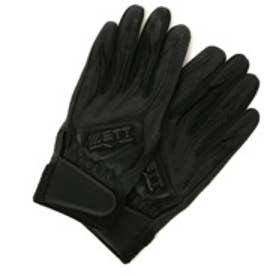 ゼット Zett バッティンググローブ(両手) BG992HS ブラック