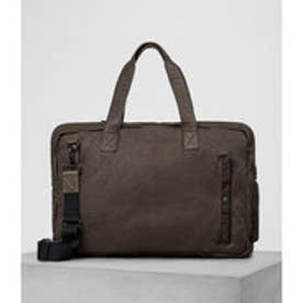 SHOTO HOLDALL (WASHED TAUPE/KHAKI)