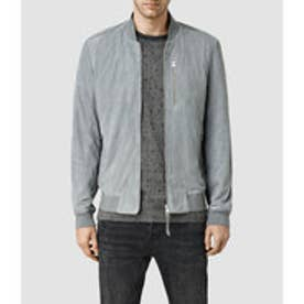 KEMBLE SUEDE BOMBER(Ice Blue)