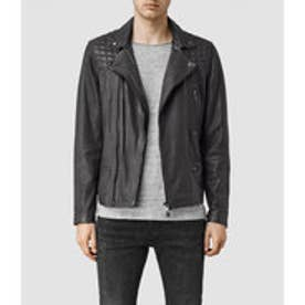 ROWLEY LEATHER BIKER(ANTHRACITE GREY)