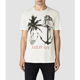 SAILIN SS CREW(Chalk White)