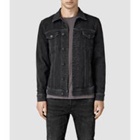 DURNESS DENIM JACKET (Black)