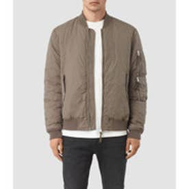 SOVEN BOMBER (Taupe Brown)