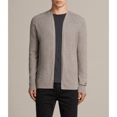 JACE CARDIGAN (PUTTY GREY MARL)
