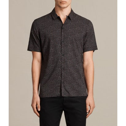 AKAW SS SHIRT (Washed Black)