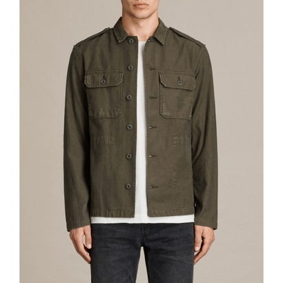 SAPPER LS SHIRT (Khaki Green)