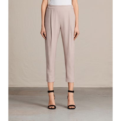 ALEIDA TROUSER(Dusty Pink)