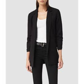 ROYA SPLIT BLAZER (Black)
