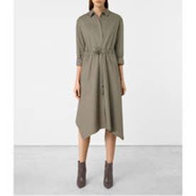 RIVA DRESS (Khaki Green)