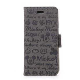スターズ マーケット Stars Market ≪iPhone6S≫ディズニーキャラクター2ウェーケース★第2弾★ ミッキー/DTWC007 (グレー(ミッキー))