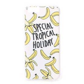 ヒッチハイクマーケット HITCH HIKE MARKET SPECIAL TROPICAL iphoneケース (イエロー)