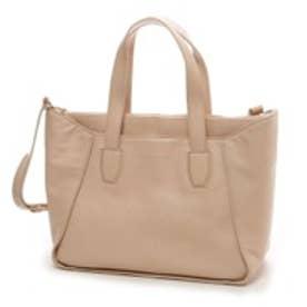 チャールズ & キース CHARLES & KEITH Handbag(NUDE)