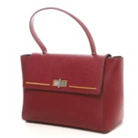 チャールズ アンド キース CHARLES & KEITH WorkTurn-Lock (Burgundy)