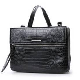 チャールズ&キース CHARLES & KEITH Zip L (Black)