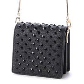 チャールズ&キース CHARLES & KEITH DressySling BagMagnetic S (Black)