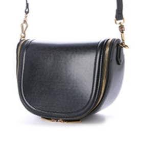 チャールズ&キース CHARLES & KEITH TrendySling BagZip S (Black)